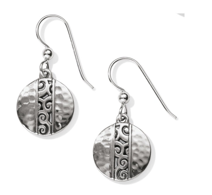 Brighton Mingle Disc French Wire Earrings JA4250