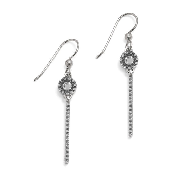 Brighton Illumina Slim French Wire Earrings JA4961