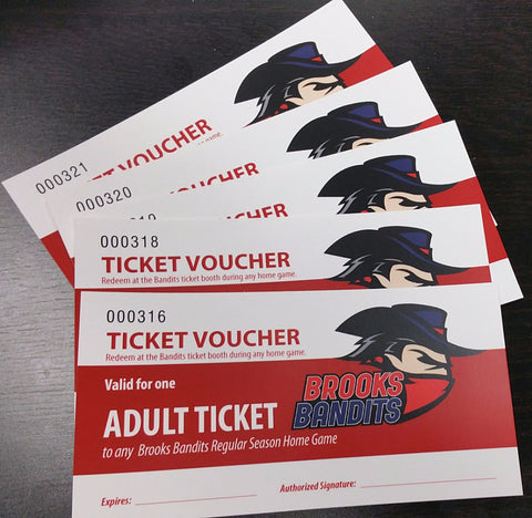 Ticket Voucher - Adult