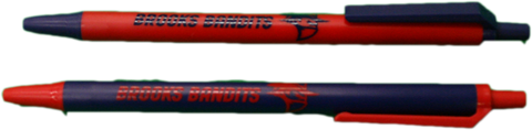 Bandits Ball Point Pen