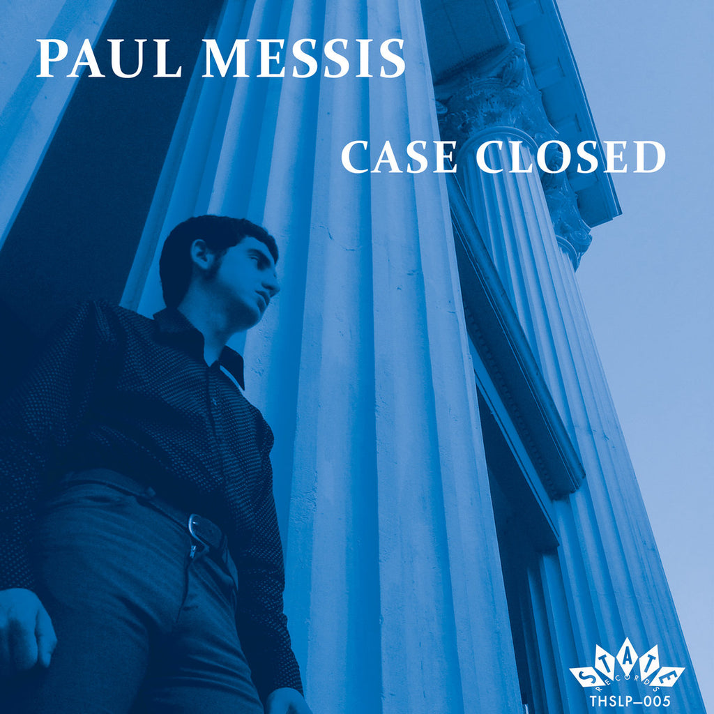 "Paul Messis ""Case Closed"" LP"