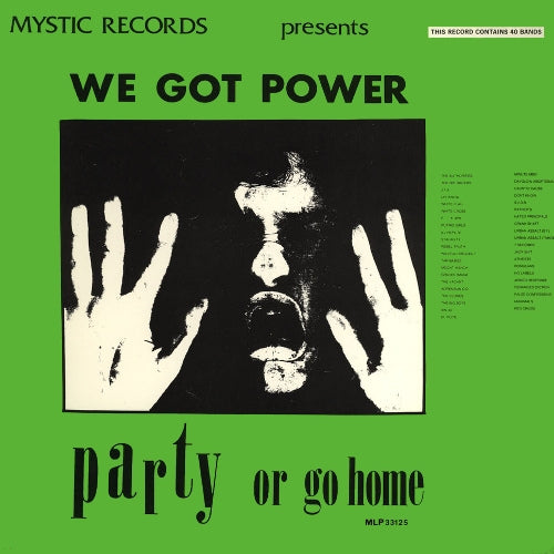 "V/A ""Party Or Go Home"" LP"