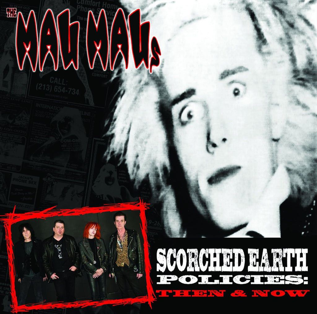 "Mau Maus, The ""Scorched Earth Policies: Then & Now"" LP"