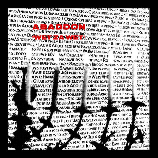 "Abaddon ""Wet Za Wet"" Gatefold LP"