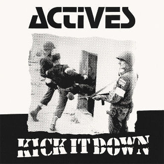 "Actives ""Kick It Down"" LP"