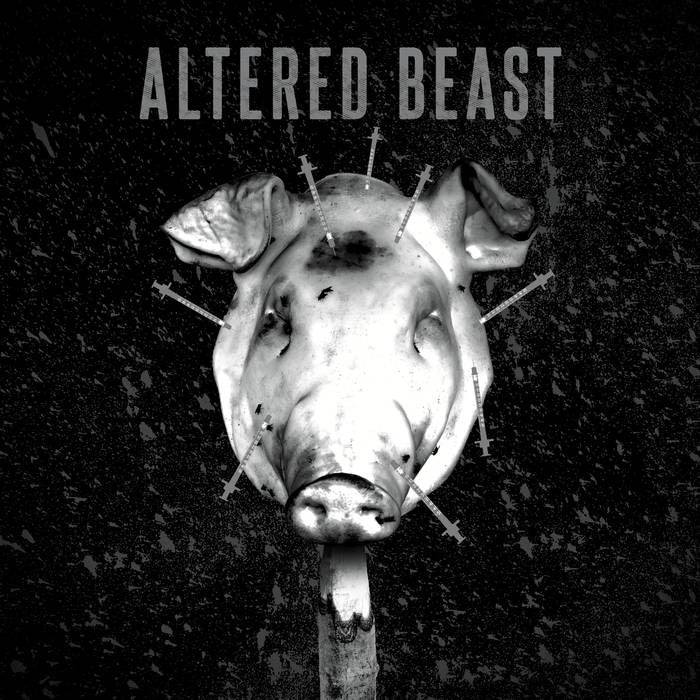"Altered Beast ""S/T"" 7"""