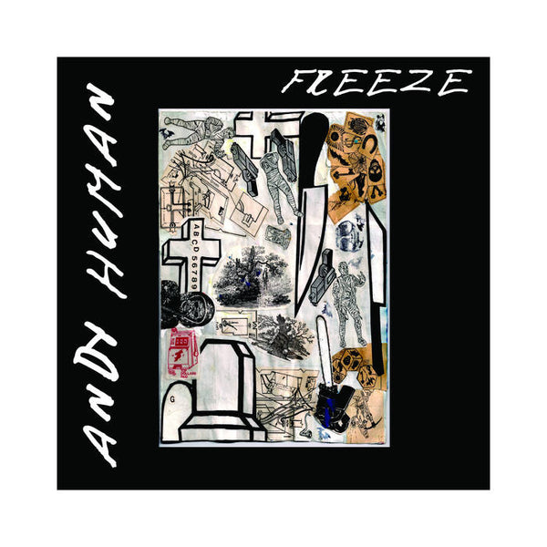 "Andy Human ""Freeze"" CD"