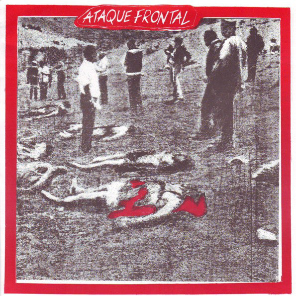 "Ataque Frontal ""S/T"" 7"""