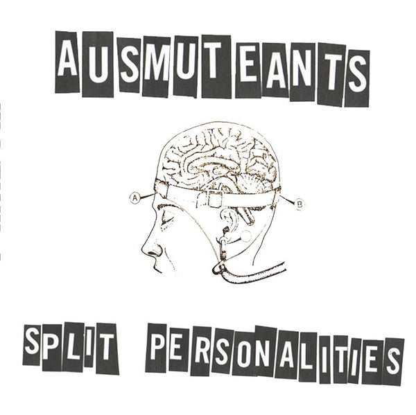"Ausmuteants ""Split Personalities"" LP"