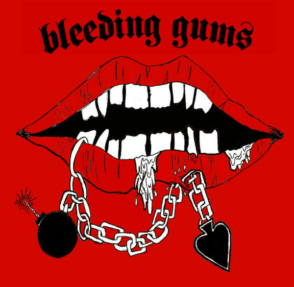 "Bleeding Gums ""II"" 7"""