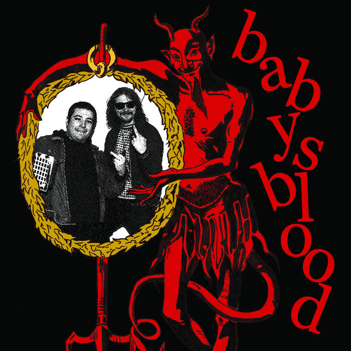 "Baby's Blood ""S/T"" 7"""