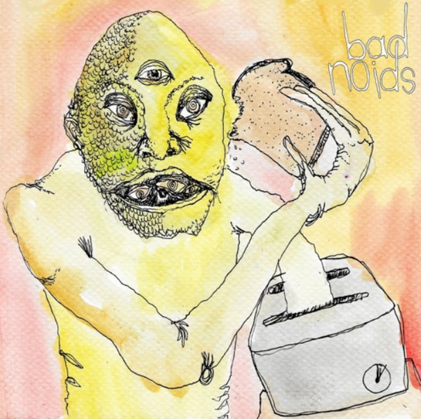"Bad Noids ""It's A Doggie Bag World"" 7"""