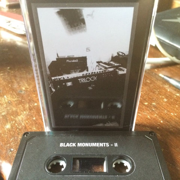 "Black Monuments ""II"" Cassette"