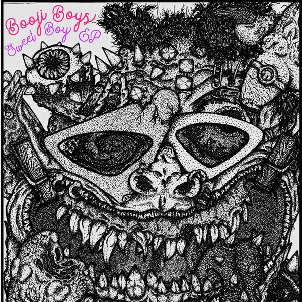 "Booji Boys ""Sweet Boy EP"" 7"""