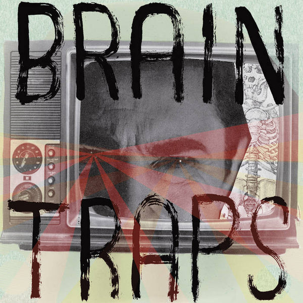 "Brain Traps ""Teen Trash Series Vol. III"" 7"""