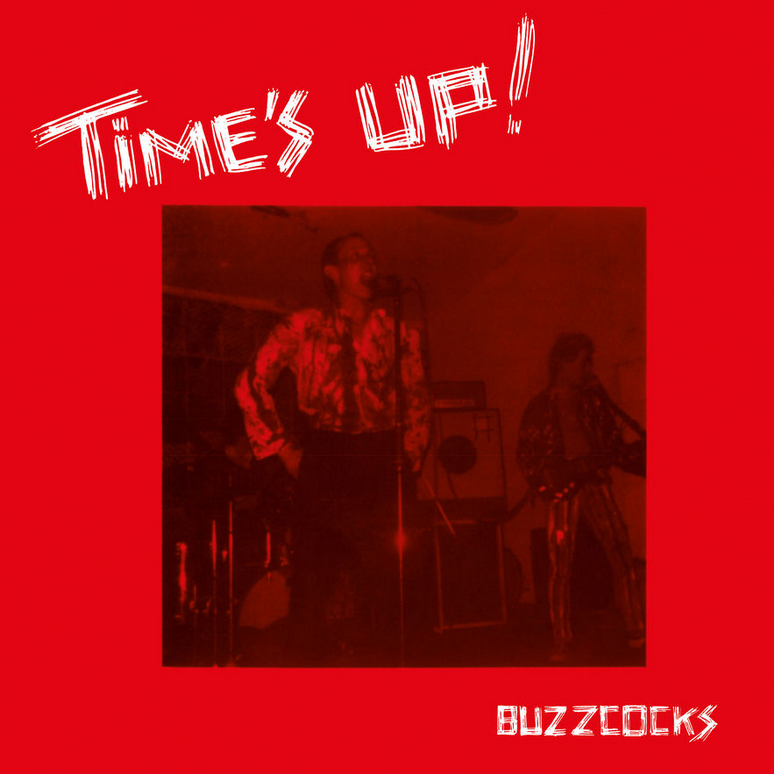 "Buzzcocks ""Time's Up"" LP"