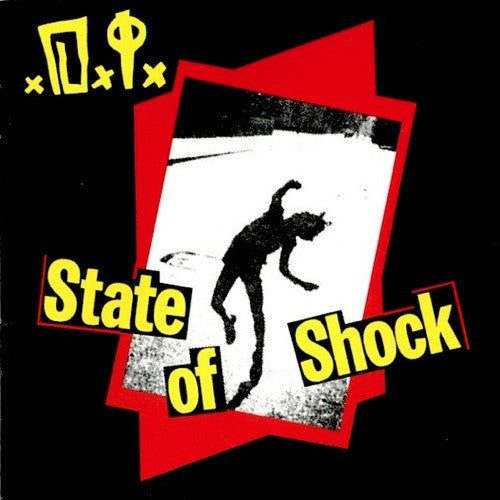 "D.I. ""State Of Shock"" LP"