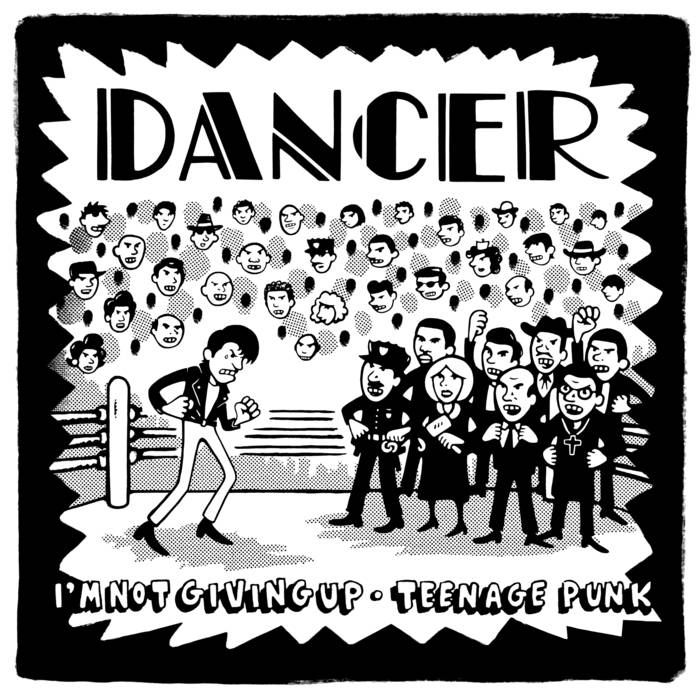 "Dancer ""I'm Not Giving Up"" 7"""