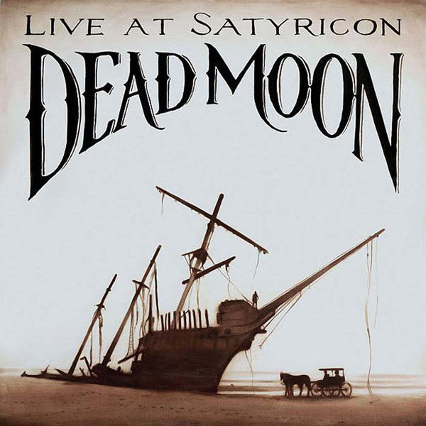 "Dead Moon ""Live At Satyricon"" LP"