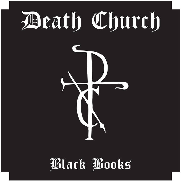 "Death Church ""Black Books"" LP"