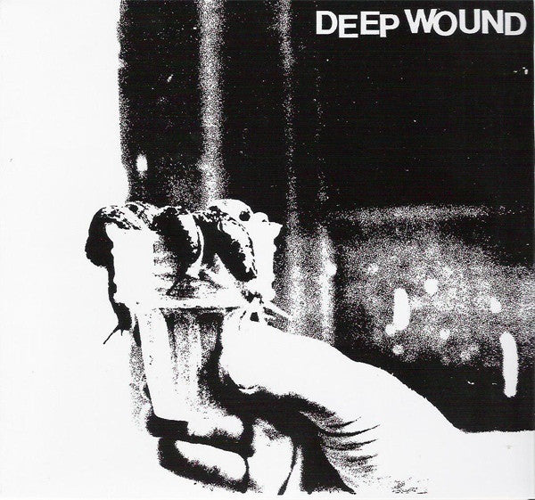 "Deep Wound ""S/T"" 7"""