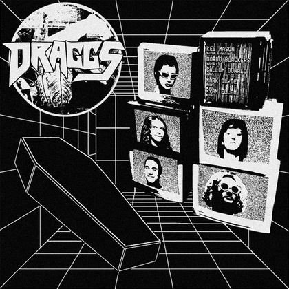 "Draggs ""3D Funeral"" 7"""