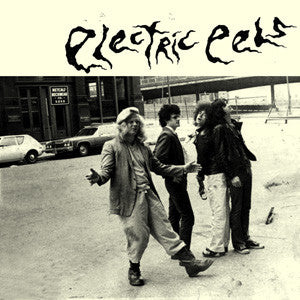 "Electric Eels ""Accident / Wreck & Roll"" 7"""