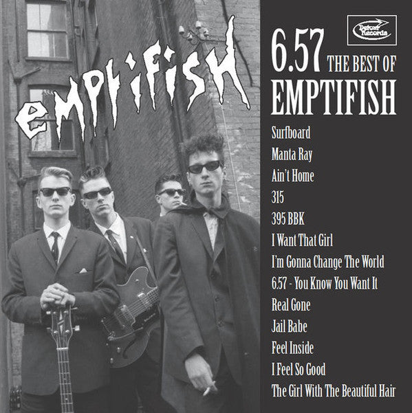 "Emptifish ""6.57 The Best Of"" LP"