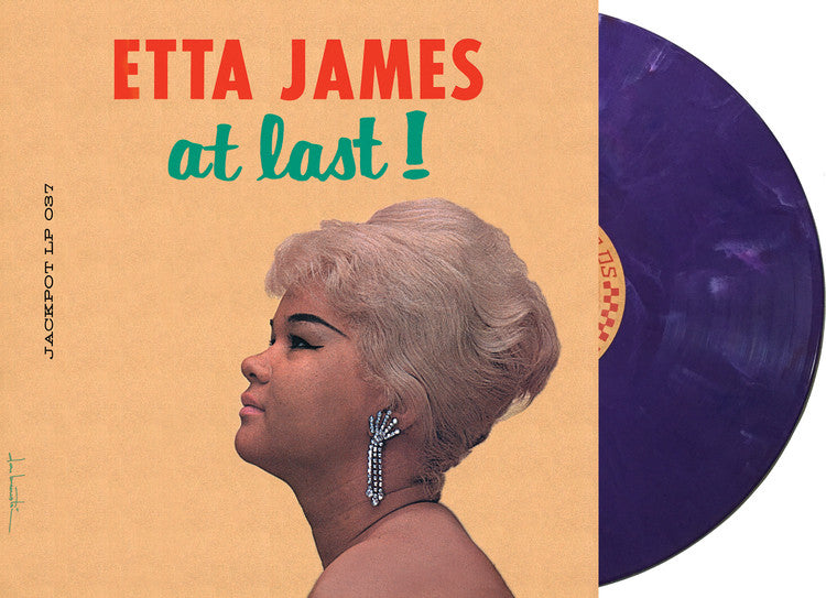 "Etta James ""At Last"" LP"
