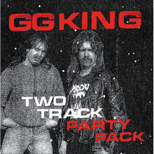 "GG King ""Two Track Party Pack"" 7"""
