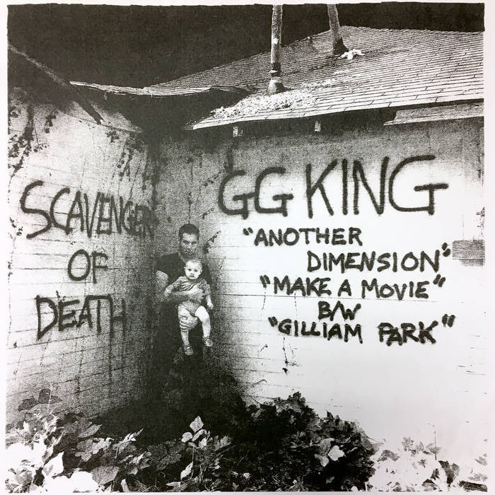 "GG King ""Another Dimension"" 7"""
