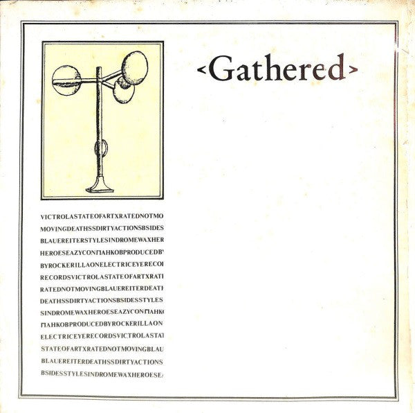 "V/A ""Gathered"" LP"