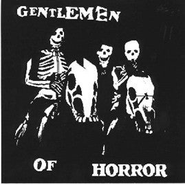 "Gentlemen of Horror ""S/T"" 7"""