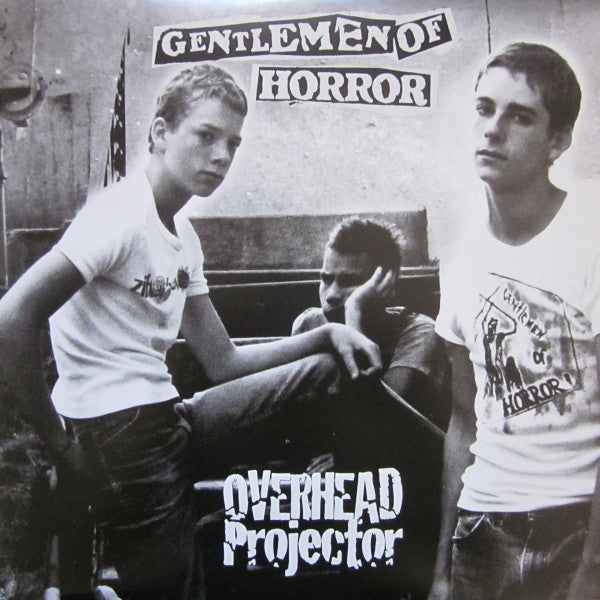 "Gentlemen of Horror ""Overhead Projector"" LP"