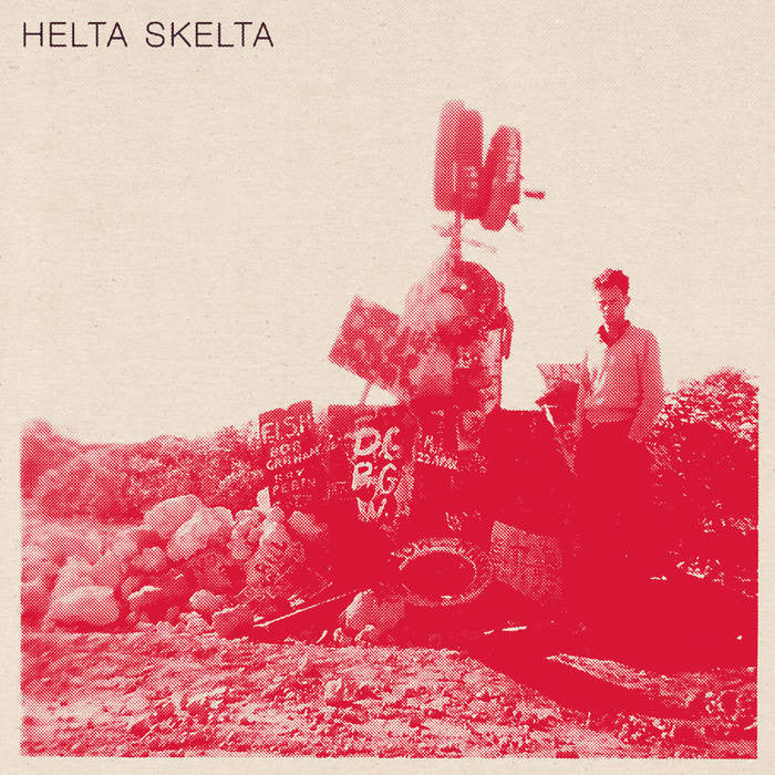 "Helta Skelta ""Beyond The Black Stump"" LP"