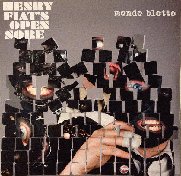 "Henry Fiat's Open Sore ""Mondo Blotto"" LP"