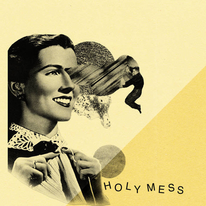 "Pale Kids ""Holy Mess"" 7"""