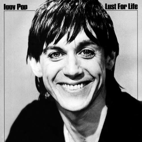 "Iggy Pop ""Lust For Life"" LP (Yellow Vinyl)"