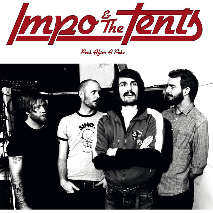 "Impo & The Tents ""Peek After A Pole"" LP"