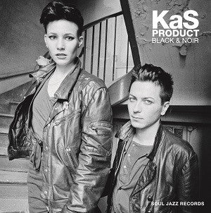 "KaS Product ""Black And White"" LP"