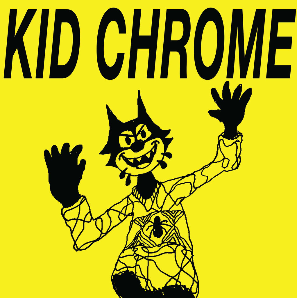 "Kid Chrome ""I've Had It"" 7"""
