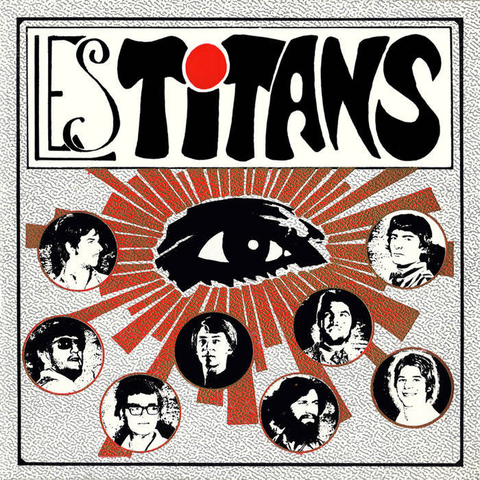 "Les Titans ""Sunday Morning Dreams"" 7"""