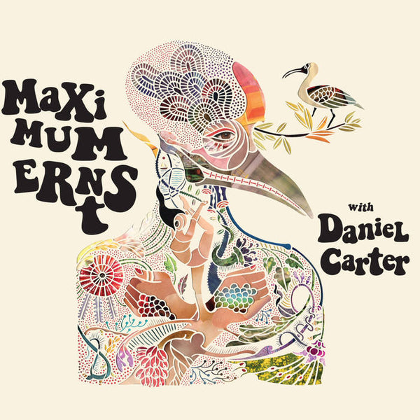 "Maximum Ernst with Daniel Carter ""S/T"" CD"