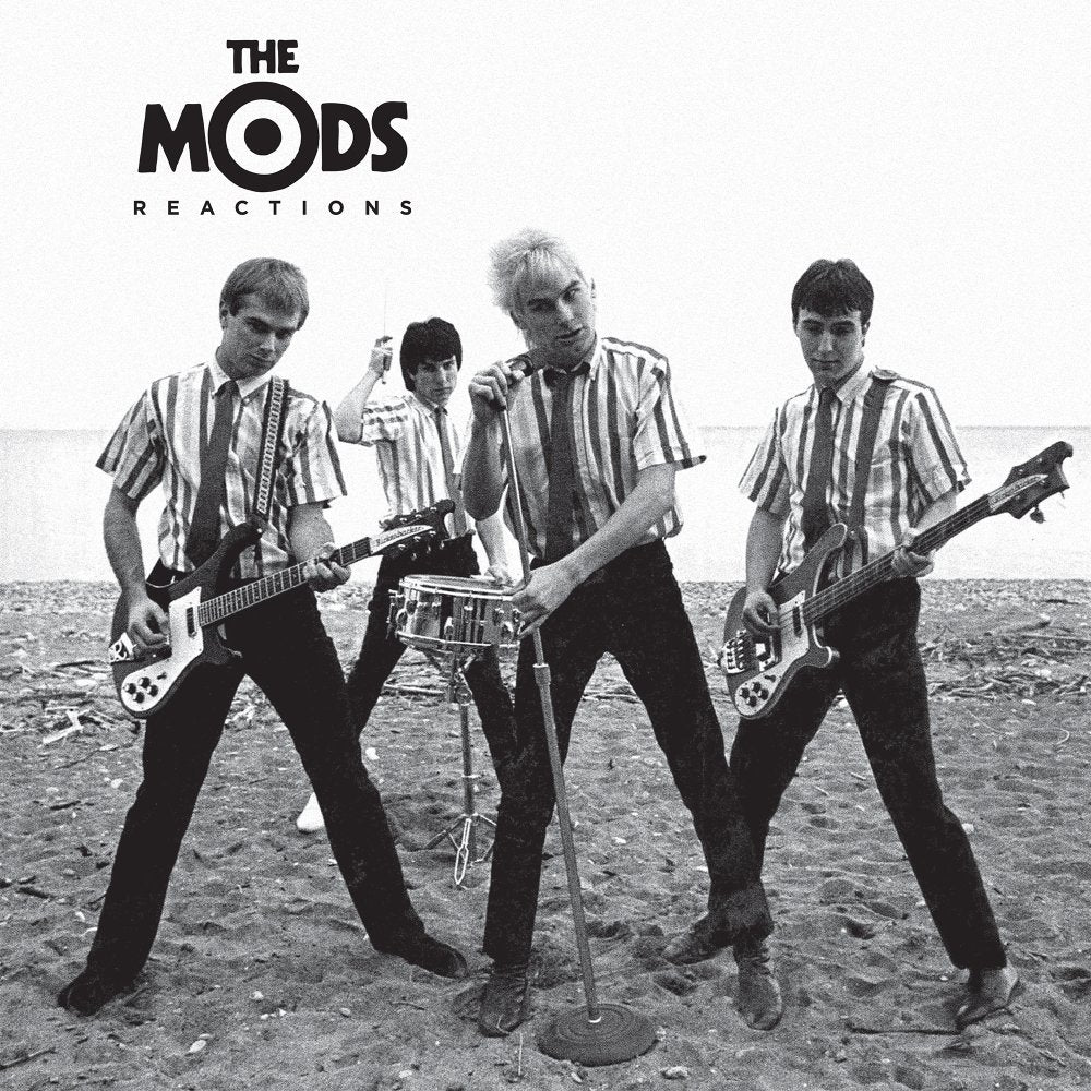 "Mods , The ""Reactions"" LP"
