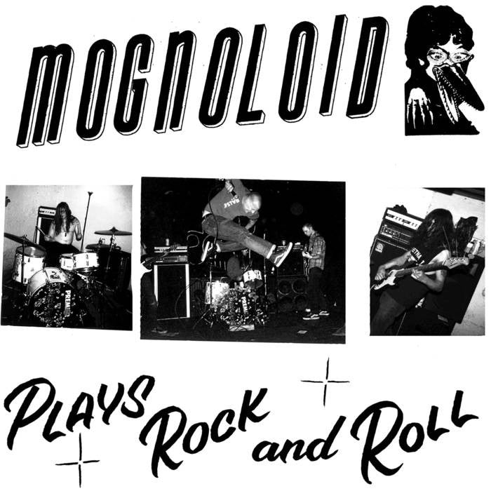 "Mongoloid ""Plays Rock And Roll"" LP"