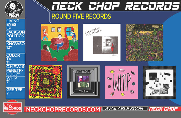 Neck Chop Records Round 5 Bundle Deals
