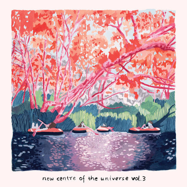 "V/A ""New Centre Of The Universe Vol. 3"" LP"