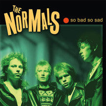 "Normals, The ""So Bad So Sad"" LP"