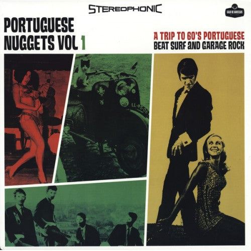 "V/A ""Portugese Nuggets Vol. 1"""