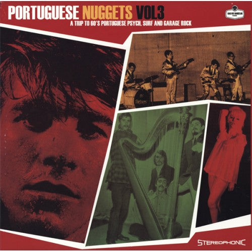 "V/A ""Portugese Nuggets Vol. 3"" LP"